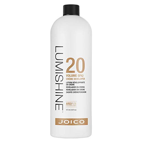 Joico Lumishine Volume Cream Developer, 20/6%, 32 Ounce