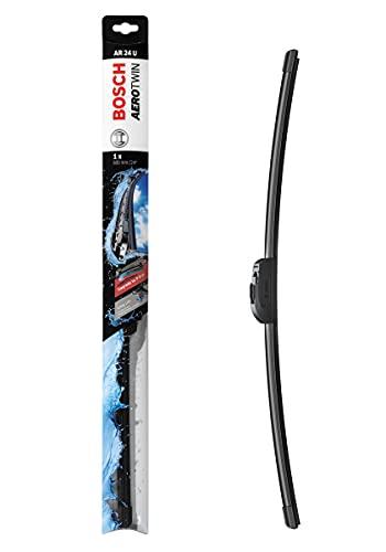 Bosch Twin 408 Tergicristalli, Lunghezza 530 mm/530 mm – 1 Set per Parabrezza (Anteriore)