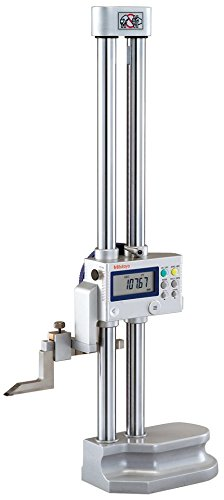 Mitutoyo 192-671-10 LCD Digimatic Height Gauge, SPC Output, 0-18