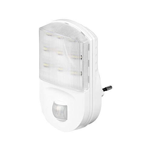 Goobay Led-nachtlampje met bewegingsmelder Compact. wit