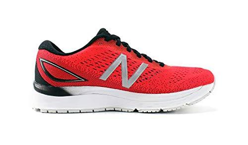 New Balance Zapatillas de correr cómodas para hombre 880 v9, rojo (Rojo), 39.5 EU