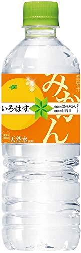 コカ・コーラ い・ろ・は・すみかん(日向夏&温州みかん) PET 555ml×24本