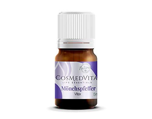 CosMedVita Mönchspfeffer Öl, 2er Pack (2 x 0.005 l)