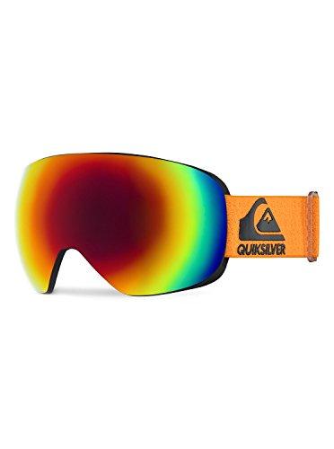 Quiksilver Mens Qs R - Goggles Goggles Orange One Size