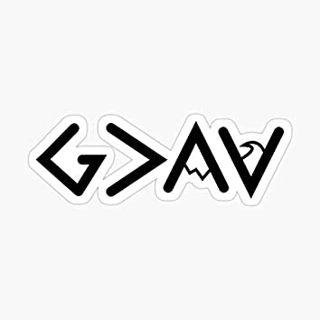 God's Greater