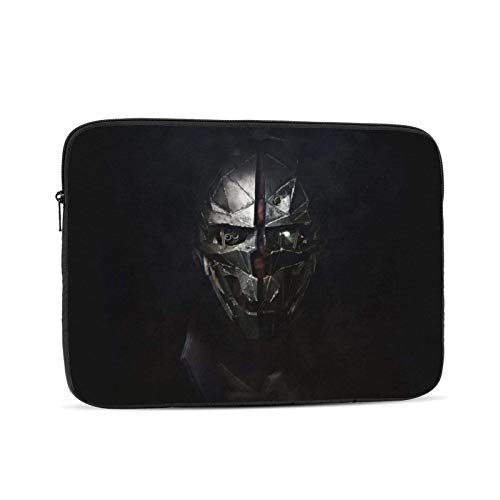 Briefcase,Dishonored Computer Laptop Case,Stylish Perfect Laptop Messenger Bags for Men Women,15in/39.5x28x1.5cm