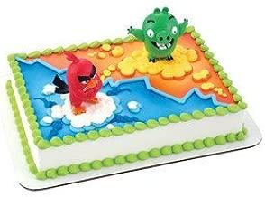 Angry Birds Movie Red Bird & Bad Piggy Cake Decorating Set