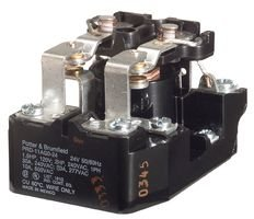 Power Relay DPDT 120 VAC 20 Series A Non Sales of SALE items from Discount mail order new works PRD Panel Latchin