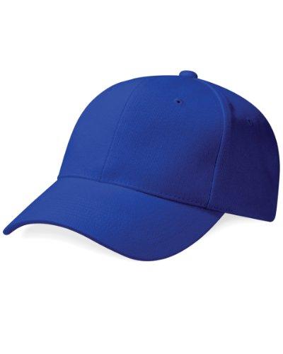 Beechfield Pro Style Bonnet Bleu roi Taille unique
