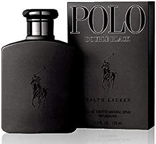 P o l o Double Black by Ra l p h La u re n EDT Spray for Men 4.2 FL. OZ./125 ml.