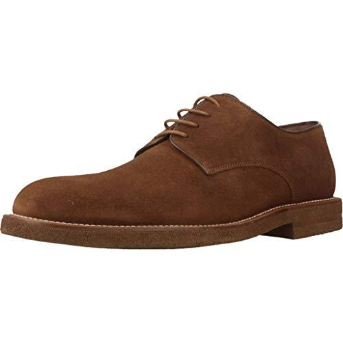 Sergio Serrano Zapatos Cordones 9300 93 Hombre Marrón