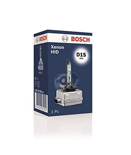 Lámpara Bosch para faros: Xenon HID D1S 12V (Lámpara x1)