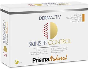 Prisma Nat. Skin Seb Control 60 Caps. Dermactiv Prisma Nat. 60 g