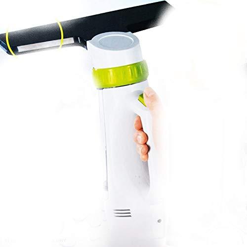 Pulisci Vetri 3 in 1 Ricaricabile Aspira Liquidi Briciole Tergivetro Wet&Dry DCG Eltronic