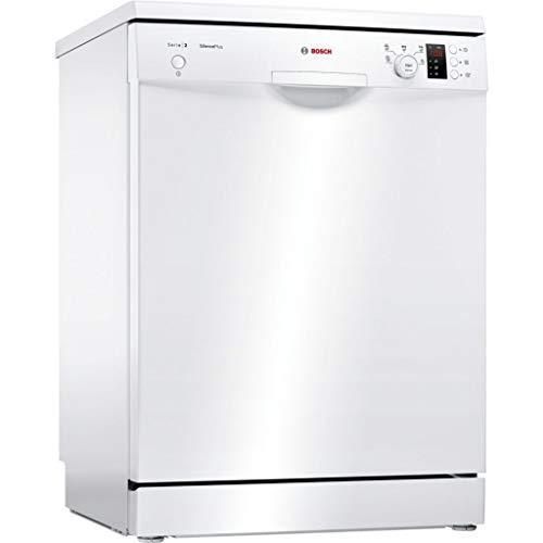 Bosch Serie 2 SMS25AW05E lave-vaisselle Autonome 12 places A++ - Lave-vaisselles (Autonome, Taille maximum (60 cm), Blanc, Blanc, Boutons, Rotatif, 1,75 m)
