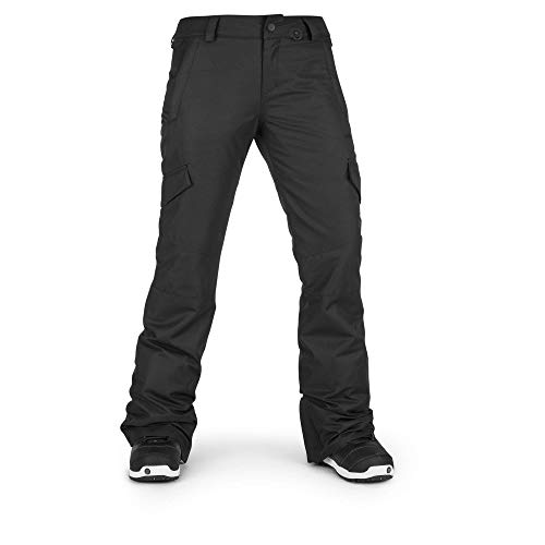 Volcom Damen Snowboardhose Bridger Ins, Black, L, H1251902