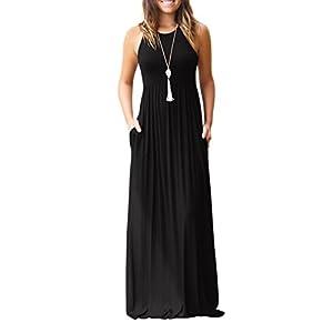 5445eee39 LILICAT Vestido Largo Verano Mujer