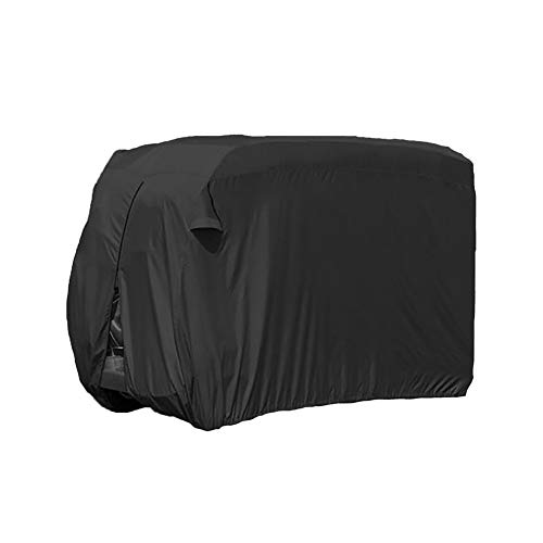 WONG BBQ Grill Cover Tuinmeubelen Cover Golf Auto Cover Anti-splash Twee Vier-seat Auto Kleding Zwart S/M/L Meubelhoes