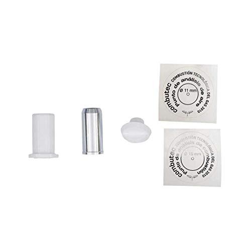 Kit Toma de muestras para inspección de calderas