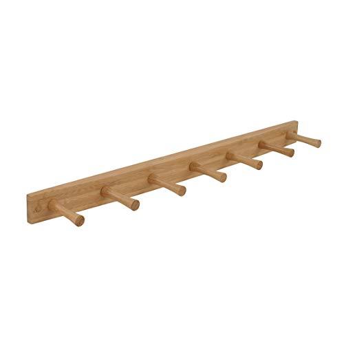 Wooden Coat Rack Pegs
