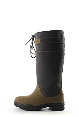 Brogini Derbyshire County Boot - Ladies Horse Riding Equestrian Walking Outdoor