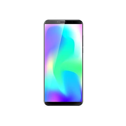 Cubot X19 - Smartphone 4G (64 GB, Dual SIM), color negro