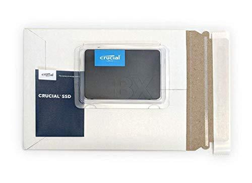 『【Amazon.co.jp 限定】 Crucial SSD 240GB 7mm / 2.5インチ BX500シリーズ SATA3.0 3年保証【PlayStation4 動作確認済】 正規代理店保証品 CT240BX500SSD1Z [FFP]』の6枚目の画像