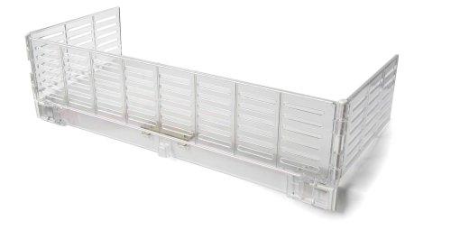 reer 1990F9 - Herdschutzgitter Standard für freistehende Herde, transparent
