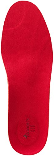 Grangers Women's G30 Stability Performance Insole - Red, Size 39