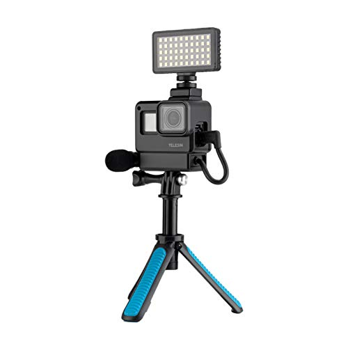 TELESIN Vlogging Setup Kit per...