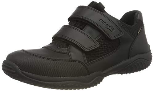 Superfit Jungen STORM Gore-Tex Sneaker, SCHWARZ 0000, 40