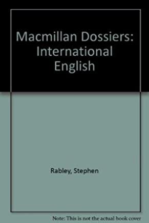 International English (Macmillan Dossiers): S  Rabley