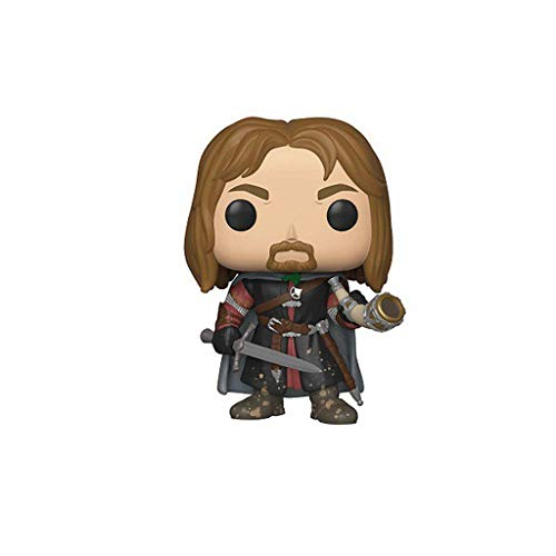 Funko Pop Movies : The Lord of The Rings - Boromir 3.75inch Vinyl Gift for Fantasy Movie Fans SuperCollection