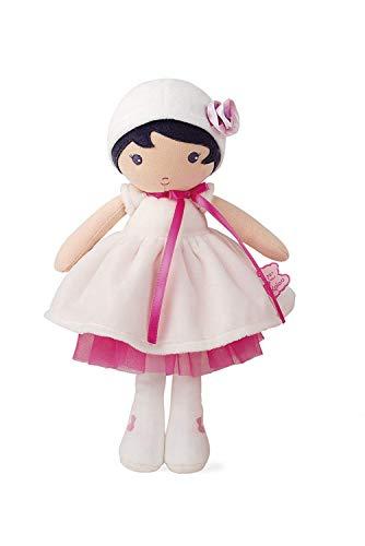 KALOO- Tendresse-La Mia Prima Bambola di Tessuto Perle K, 32 cm, K962076