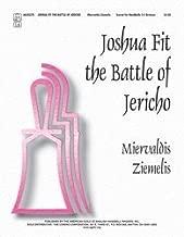 Joshua Fit the Battle of Jericho - HandBell 3-5 - Sheet Music