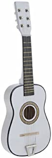 Star Kids Acoustic Toy Guitar 23 Inches Color White, MG50-WH