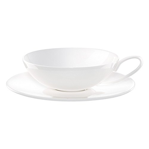 ASA ATABLE Teetasse mit Unterer (170 ml), weiß, 2018013