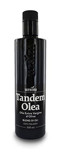 Ursini Aceite de Oliva Virgen Extra coupage Tandem Olea Origen Italia - 500 ml