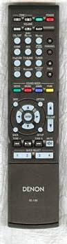DENON RC-1189 Remote Control Part # 30701016700AD