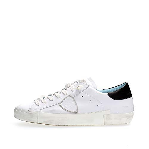 PHILIPPE MODEL PARIS PRLU V022 Paris X Sneakers Uomo White 42