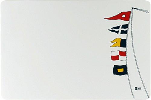 Marine Business Regatta Set de Table, Multicolore, 45 x 30 x 0.23 cm Lot de 6