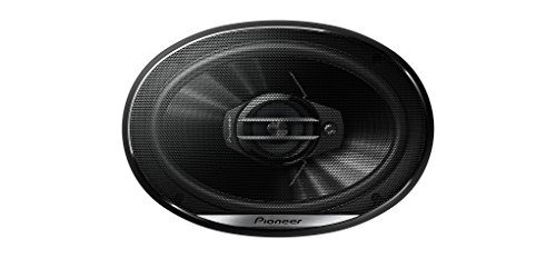 """Pioneer TS-G6930F 3-Weg-Koaxiallautsprecher für Autos (400 W), 15 x 23 cm, 6\"""" x 9\"""", kraftvoller Klang, IMPP-Membran für optimalen Bass, 45 W Eingangsnennleistung, 70 mm Einbautiefe, 2 Lautsprecher"""