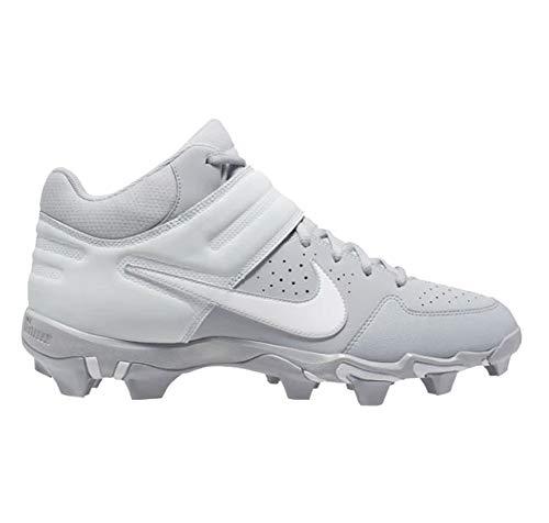 Nike Alpha Huarache VRSTY Mid Kystn Mens Baseball Cleat Ao7956-004 Size 9.5
