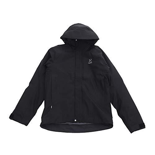 Haglofs Stratus Waterproof Jacket Small True Black