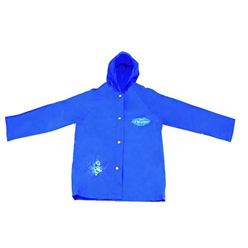 Bang Toys Capa de Chuva Frozen, Azul, Médio