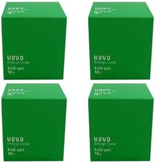 【X4個セット】 デミ ウェーボ デザインキューブ ホールドワックス 80g hold wax