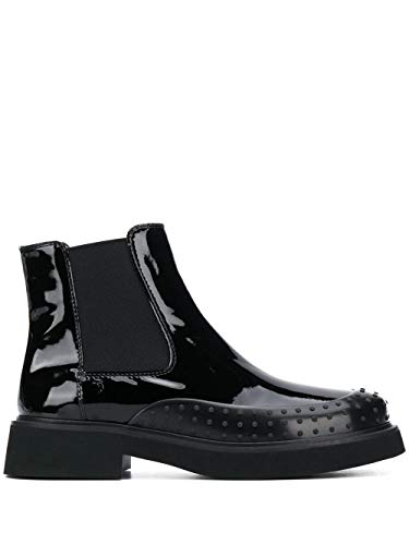 Tod's Luxury Fashion Damen XXW04C0V830SFKB999 Schwarz Elastan Stiefeletten | Frühling Sommer 20