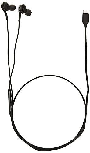 Samsung EO-IC100BBEGUS Kopfhörer, kabelgebunden, Typ-C, Schwarz