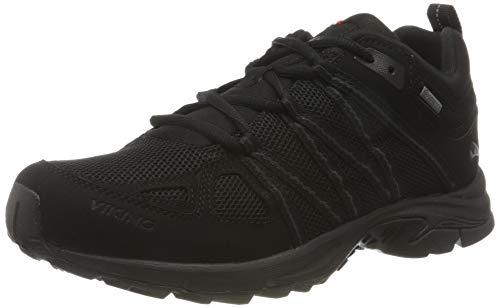 viking Impulse IV GTX W, Chaussures de Randonnée Basses Femme, Noir (Black/Pewter 278), 37 EU
