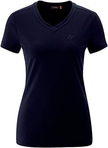 Maier Sports Trudy T-Shirt Femme, Night Sky Modèle DE 36 2021 T-Shirt Manches Courtes